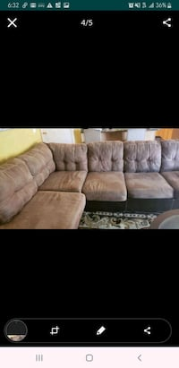 Large sectional  North Las Vegas, 89032