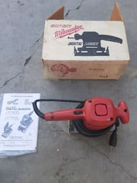 MILWAUKEE HEAVY DUTY SANDER