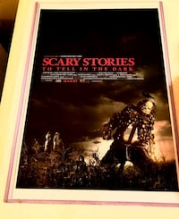 Scary Stories To Tell In The Dark 11x17 Poster Bunker Hill, 25413
