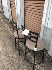 Metal bar stools Barberton, 44203