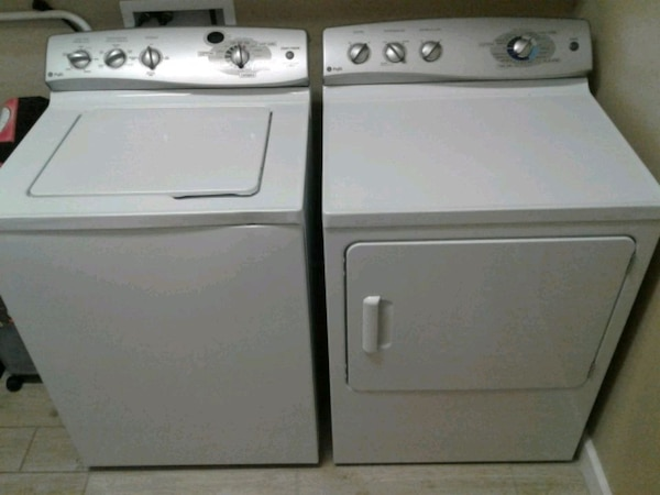 Ge Profile Washer And Dryer