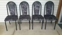 Dining room chairs exelent condition  St. Catharines, L2N 1Y6