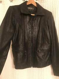 Women's leather coat - fitted Large Las Vegas, 89108