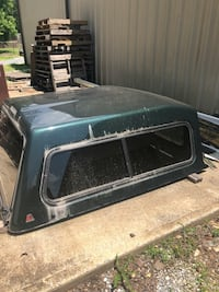 Camper shell for Ford 150. Great condition,barely used.