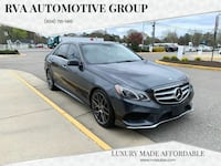 Mercedes-Benz-E-Class-2014 North Chesterfield