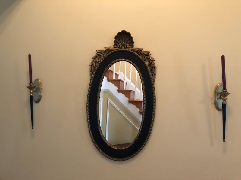 Oval framed mirror from Paragon Picture Gallery a4999cd6-6bd9-49d5-9f37-a444abe9ed15