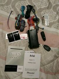 AVITAL auto remote security system Temple Hills, 20748