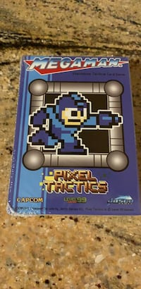 Mega Man Pixel Tactics Card Game  North Middletown, 07748