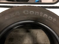 Continental pro tire 4x4 one tire