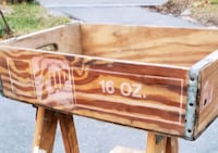 7up wooden crate Hagerstown, 21740
