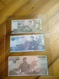 Foreign Bills Lot