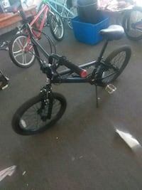 black and red BMX bike Anderson, 46016