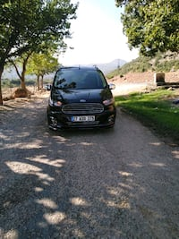 2014 - Ford - Courier Akbez
