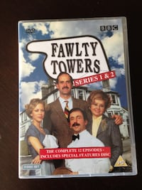 DVD Fawlty Tower Toronto