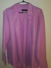 Mens BUGATCHI dress shirt