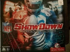 Show down NFL game
