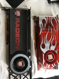 2 Working Graphics Cards