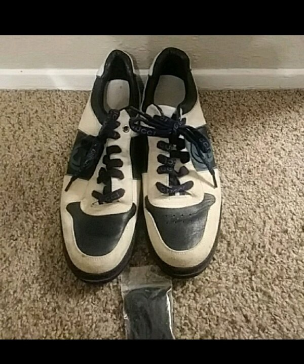 5b23048cfb1897 Used Men Gucci Sneakers for sale in Houston - letgo