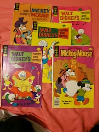 Vintage Walt Disney's comics and stories  Mississauga, L5J