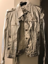 Drykorn Leather Jacket (size 2)