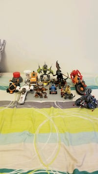 Lego Sets and Mini Figures Vaughan, L4J 8Z8