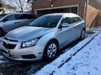 Chevrolet - Cruze - 2013 with safety  Markham, L3P 4P8