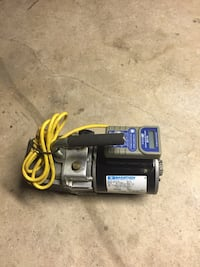 Vacuum pump and gauge and charging scale 250 or best offer