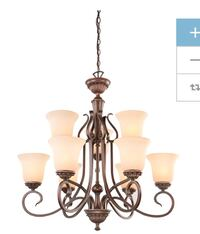 Large chandelier Mount Airy, 21771