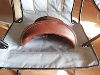 Genuine Leather Brown Cowboy Hat FOR A MAN OR WOMAN (Still Available 21-04-2019) BRAMPTON
