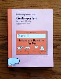 Handwriting without tears Teacher's book