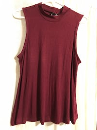 Ultra Flirt blouse XL Austin, 78704
