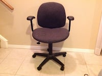 Desk Chair Adjustable  Toronto, M9C