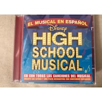 CD High School Musical en español Fuenlabrada, 28945