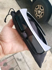Playstation 3D rechargeable glasses