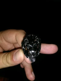 Lions head ring size 11.5