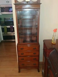 Antique China Cabinet Livermore, 94550