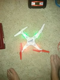 Akaso drone without charger