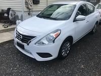 2016 Nissan Versa Sedan 1.6 S AT Beltsville