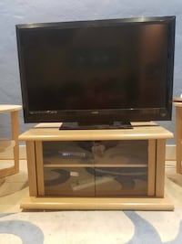 Wood TV Stand - Will Deliver Sterling, 20164