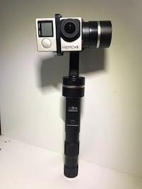 GoPro gimbal stabilizer  GoPro not included