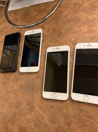 iPhone 7 and 6 for sale