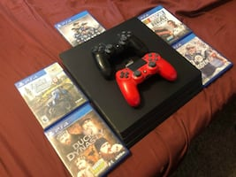 play station 4.  ps4