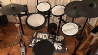 Roland TD-17 KSV Bought about 4months ago. 24 km