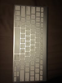 Apple wireless/Bluetooth keyboard. Las Vegas, 89104
