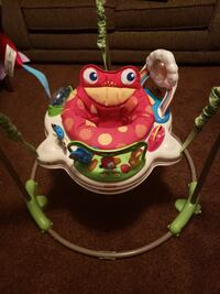 Fisher-Price Rainforest Jumperoo ELLICOTTCITY