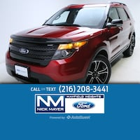 2015 Ford Explorer Sport Mayfield Heights, 44124