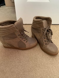Brand New Call it Spring Wedge Sneakers  Kitchener, N2E 4B8