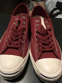 pair of brown Converse low-top sneakers Chantilly, 20152
