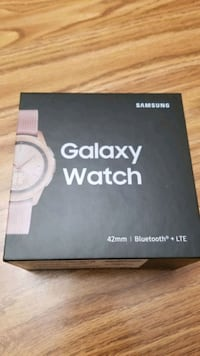 Samsung smart watch rose gold  Toms River, 08753