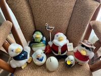 """Aflac Duck Collection....All for the price of """"1"""" Super Collectible Summerville"""